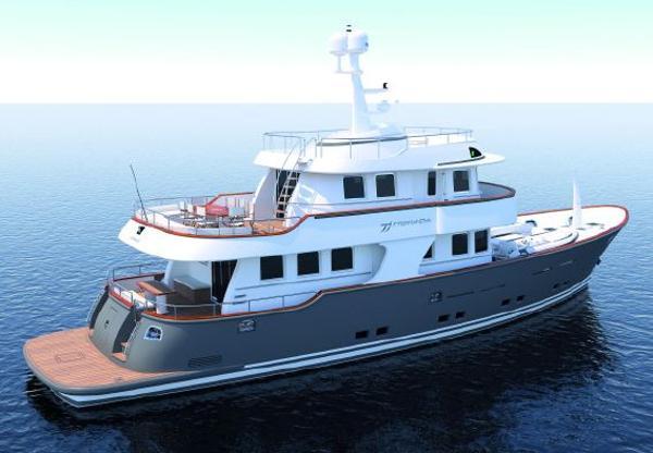 Terranova Yachts T85