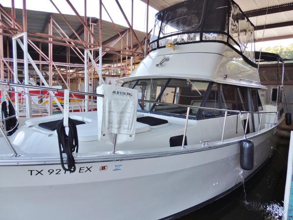 Mainship Nantucket Double Cabin