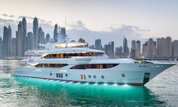Majesty Yachts Majesty 155