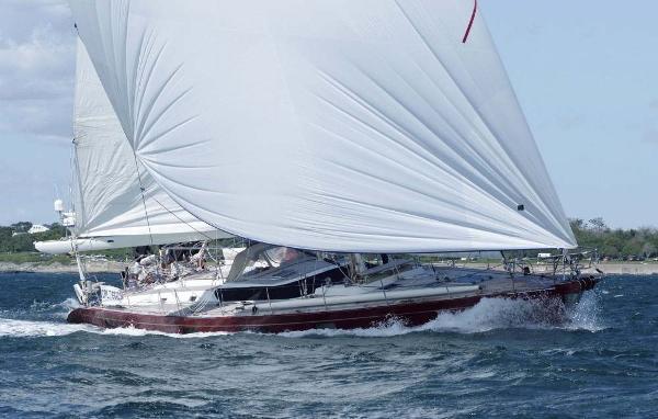 CNB 76 ft Cruiser / Racer LILLA