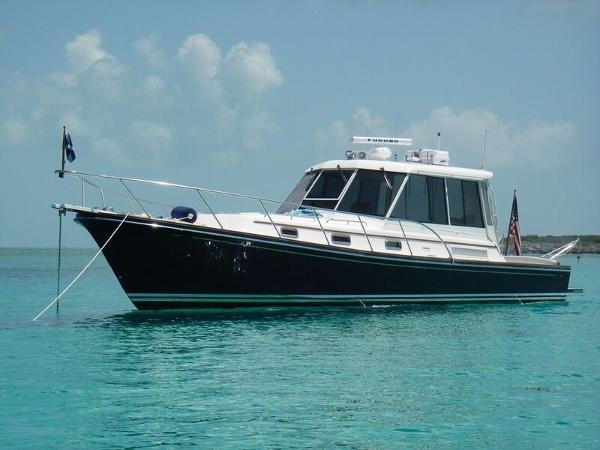 Little Harbor WhisperJet 40 HT Express Saltire