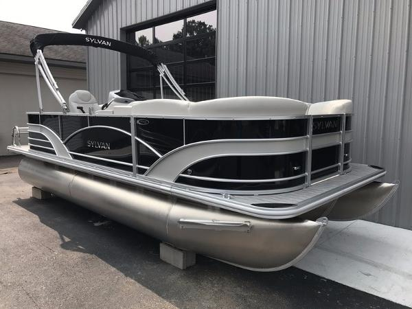 Sylvan 8520 Cruise LE SPX PR20 Tritoon