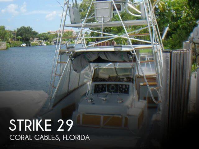 Strike 29 1988 Strike 29 for sale in Coral Gables, FL