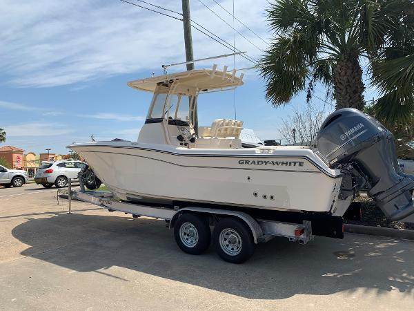 Grady-White Fisherman 257 Twin Engine