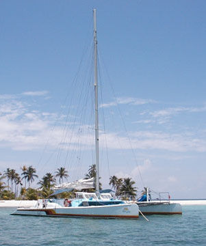 Custom Day Sail Charter 50 Photo 1