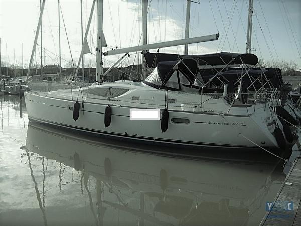 Jeanneau Sun Odyssey 42ds IMG_4288