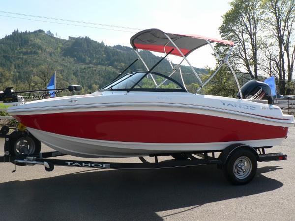 Tahoe 450 TF