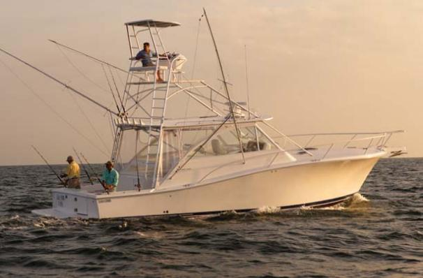 Luhrs 41 Open Manufacturer Provided Image
