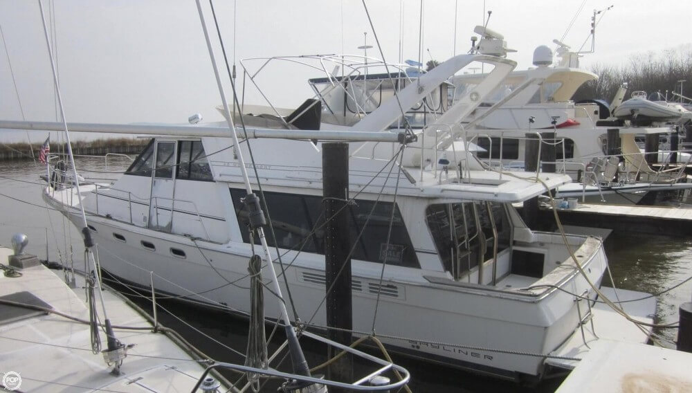 Bayliner 4588 Motoryacht 1993 Bayliner 4588 Motoryacht for sale in Havre De Grace, MD