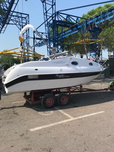 Custom Aquabat 20 Cruiser