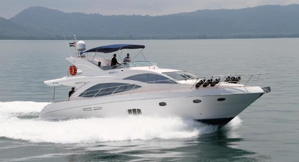 Majesty 56 Sister Ship - Majesty 56