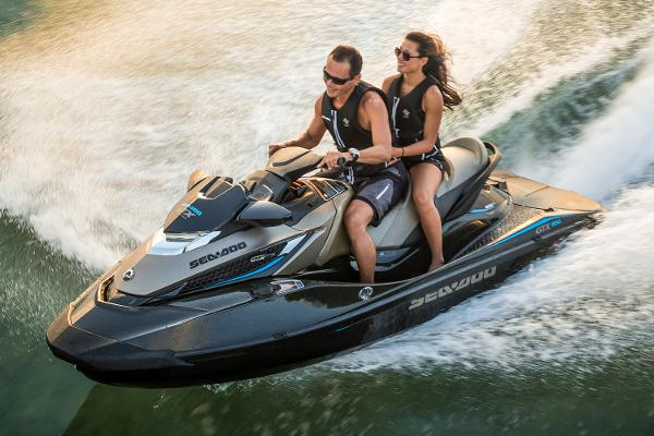 Sea-Doo GTX Limited 300 Manufacturer Provided Image