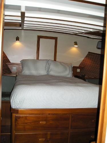 Large owner's stateroom