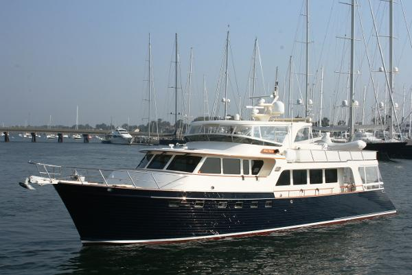Marlow Explorer 78E Profile