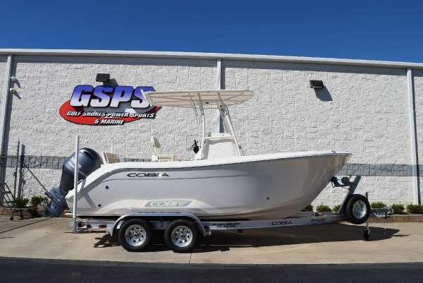 Cobia Boats 201CC