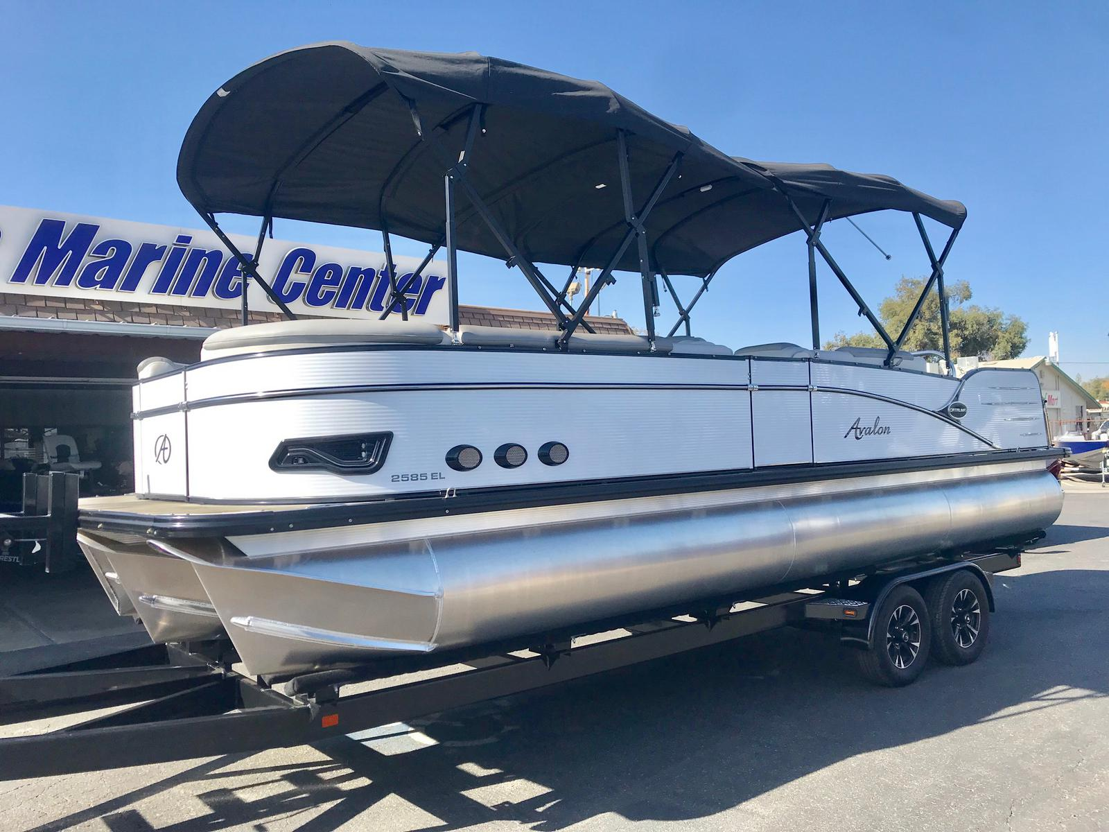Avalon Catalina Elite 25'