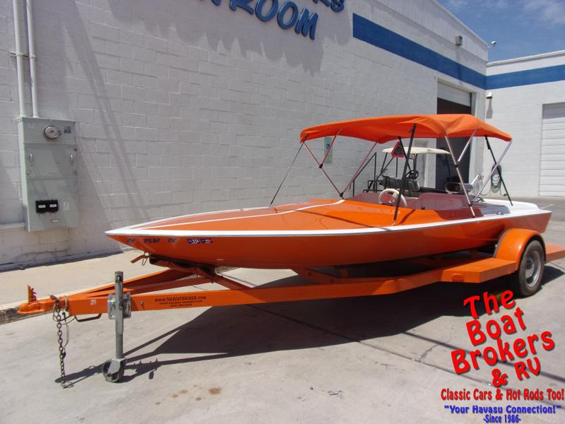 Sleekcraft Jet Boat