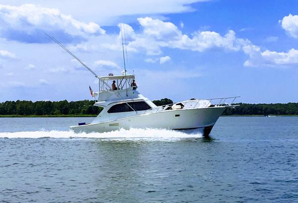 Post 42 Convertible Sportfish