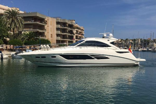 Sea Ray 510 Sundancer Backbord - Exterior