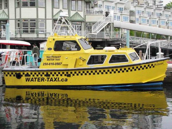 Argos Water Taxi Passenger Boat