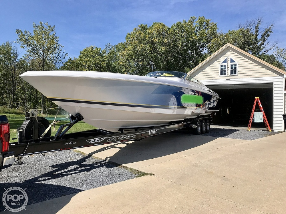Donzi 45 Zx 2001 Donzi 45 ZX for sale in Seneca Falls, NY