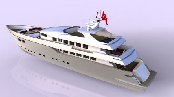 Nedship Custom Build Luxury Megayacht