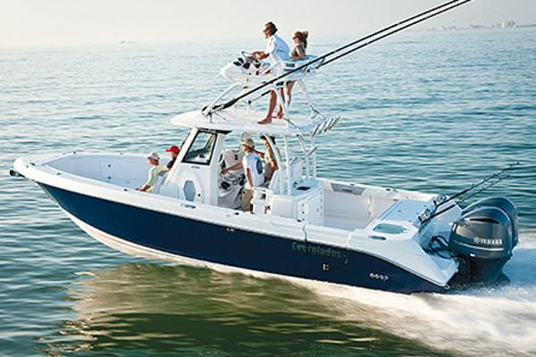 Everglades Boats 325 Center Console Manufacturer Provided Image
