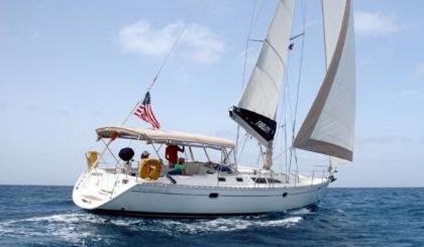 Jeanneau Sun Odyssey 45.2 Main