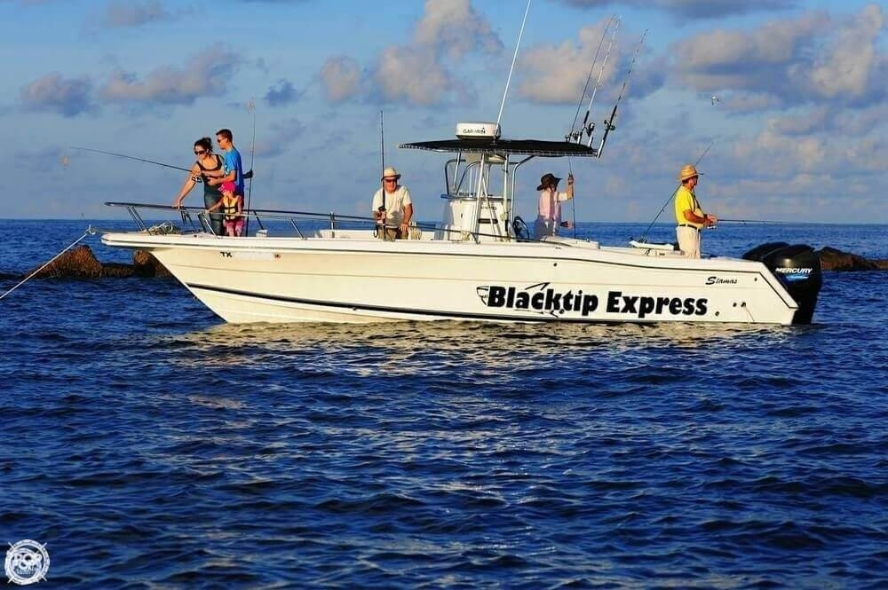 Stamas 290 Tarpon 2007 Stamas 290 Tarpon for sale in Galveston, TX
