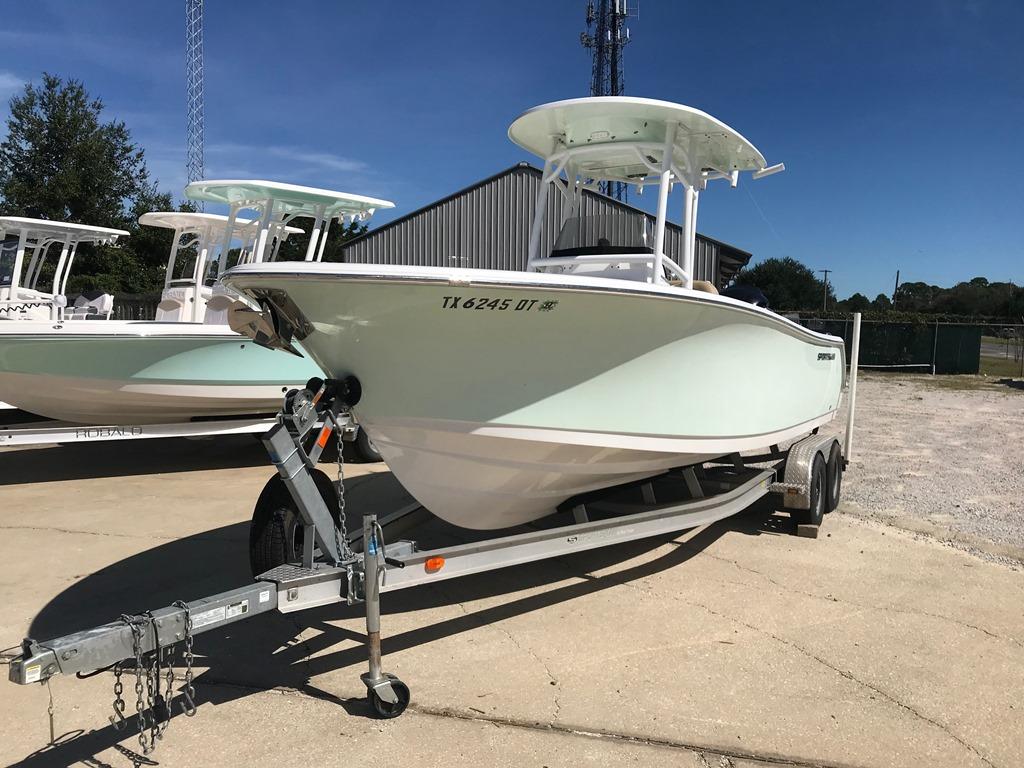 Sportsman Boats 232 Open