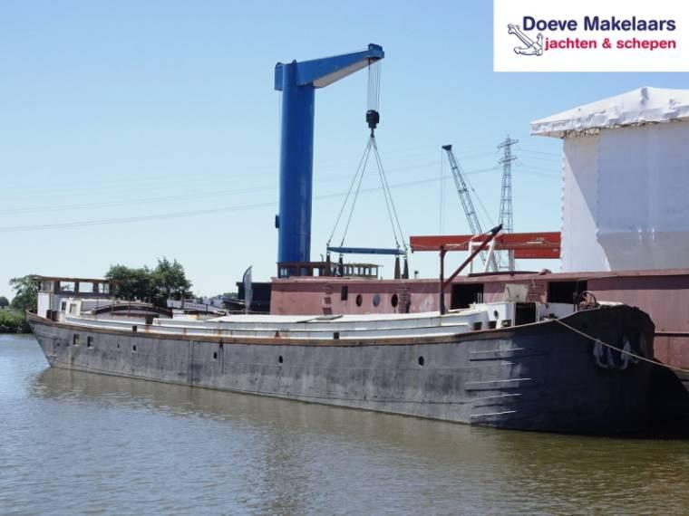 Spits Live Aboard Barge 46.40