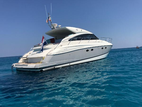 Princess V53 Motor Yacht For Sale