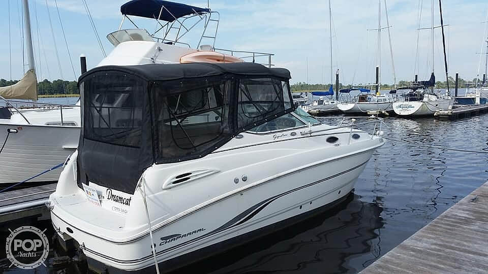 Chaparral 240 Signature 2000 Chaparral 240 Signature for sale in Coats, NC