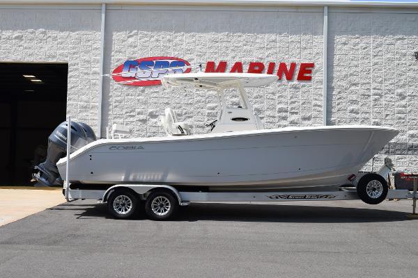 Cobia 262 Center Console 2020 Cobia 262 CC Fishing Boat