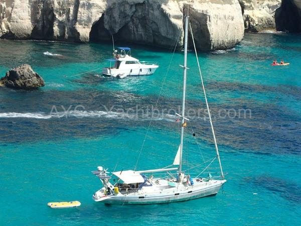 Alubat Ovni 41 AYC Yachtbrokers - OVNI 41
