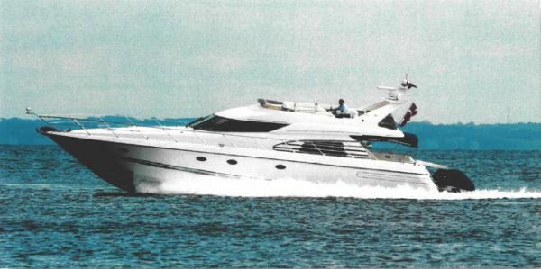 Sunseeker Manhattan 62 Sunseeker Manhattan 62 MK II
