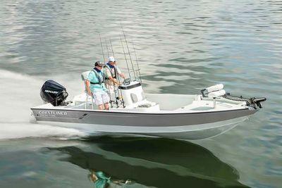 Crestliner 2200 Bay