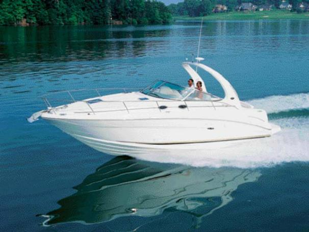 Sea Ray 300 Sundancer Manufacturer Provided Image