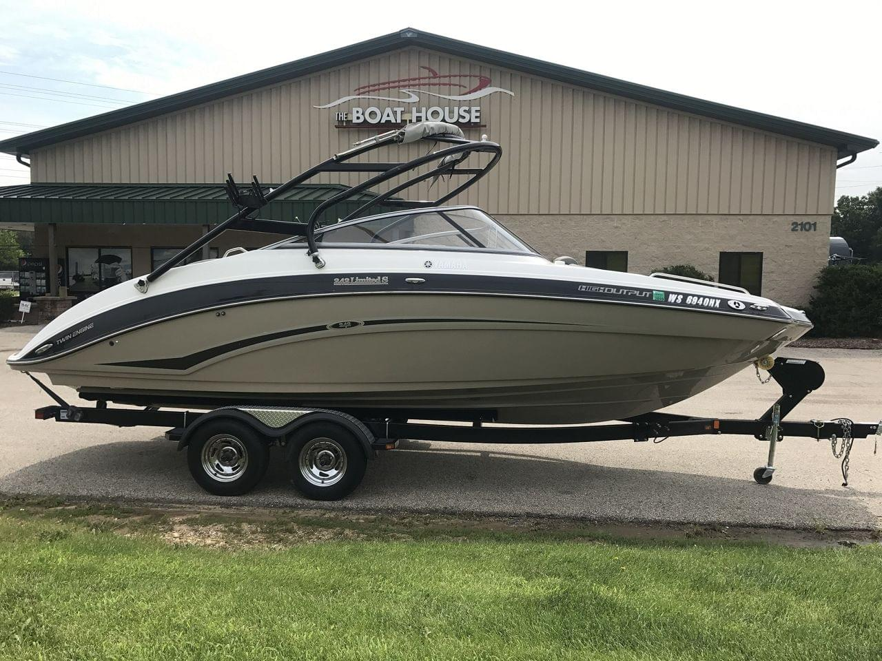 used yamaha boats for sale in illinois