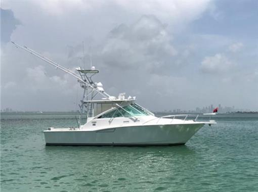 Cabo Sport Fisherman Express