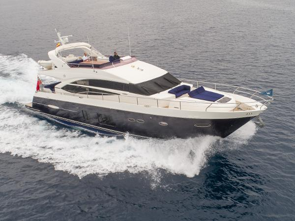Princess 72 Motor Yacht Princess 72 Motor Yacht For Sale