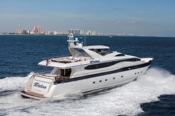 Viking 108 Motor Yacht