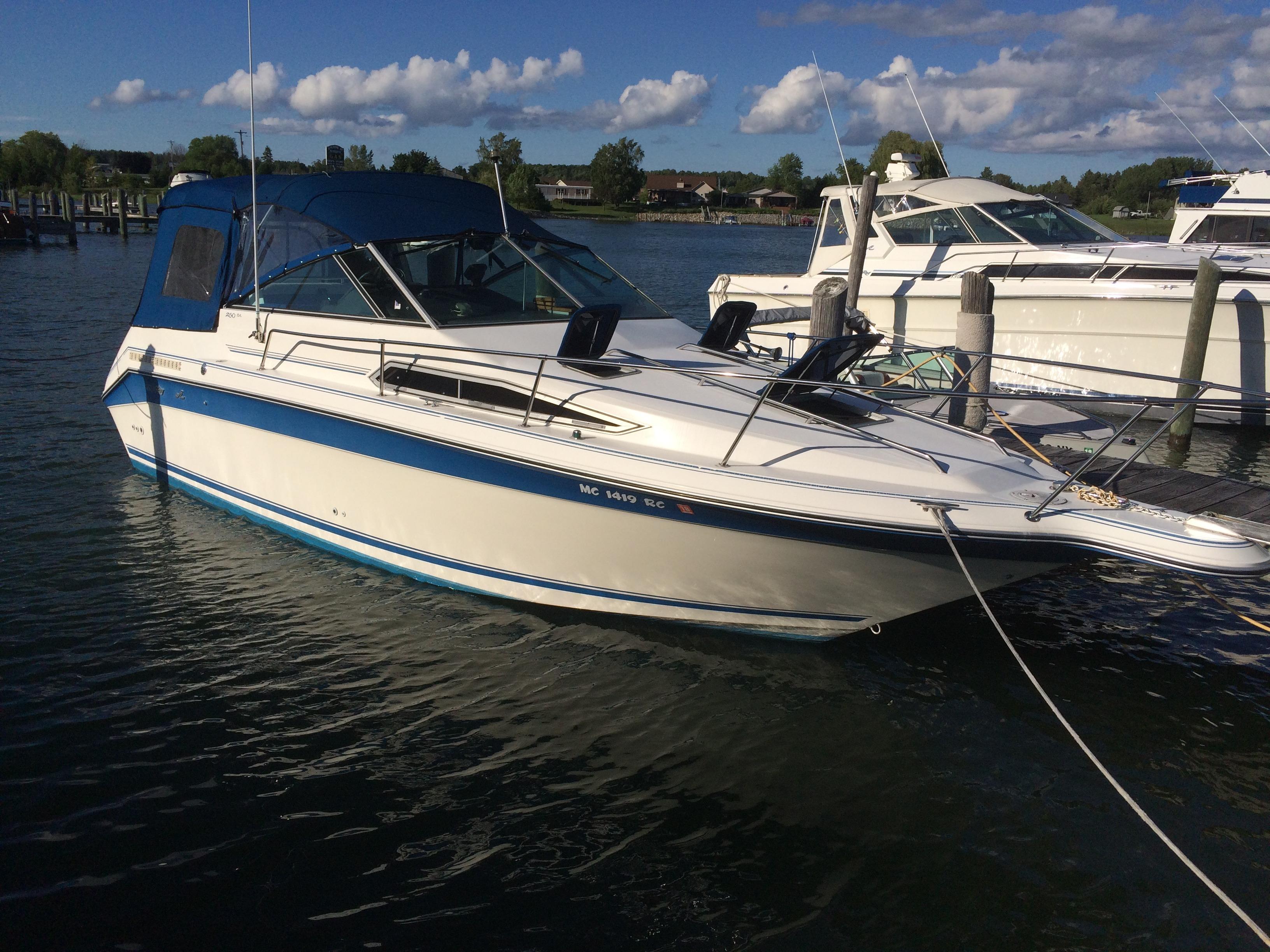 Sea Ray 250 Sundancer DA