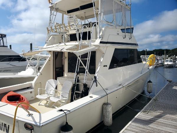 Viking Conv Galley Down Starboard  Side September 2021