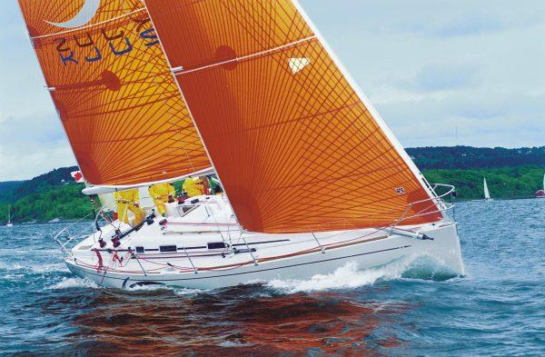 Grand Soleil 40 Manufacturer Provided Image: Sailing