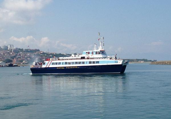 Custom 98' Catamaran