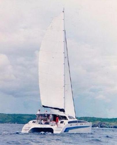 Brady Catamaran