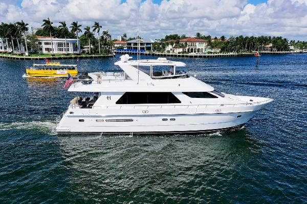 Hargrave Motor Yacht