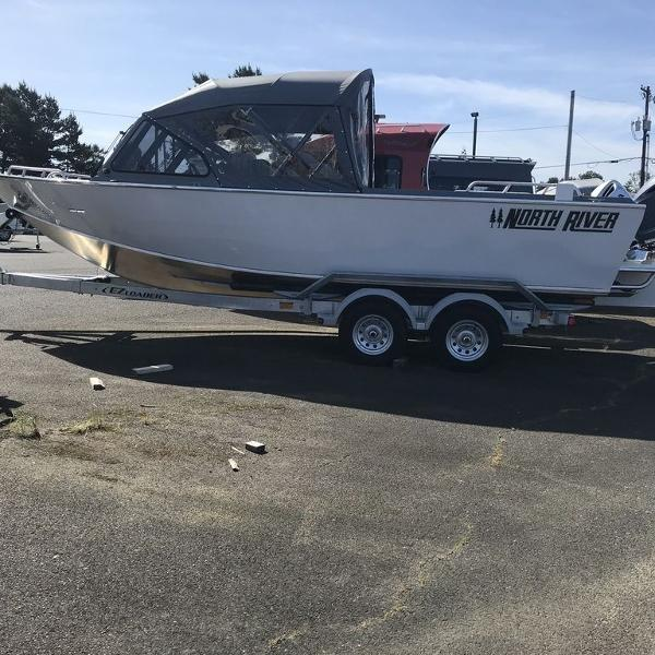 North River 23' Seahawk