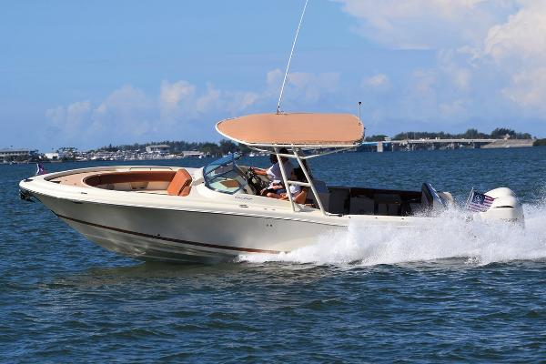 Chris-Craft Calypso 30 Manufacturer Provided Image